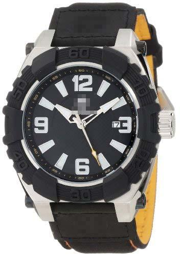Customised Black Watch Dial 13321JSTB-02B