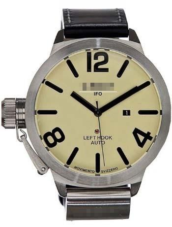 Customized Cream Watch Dial 1820
