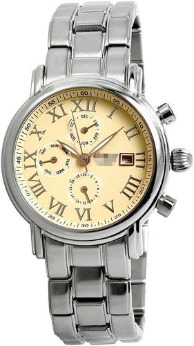 Customized Beige Watch Dial 385724028057