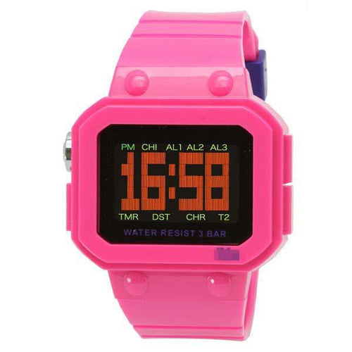 Customized PVC Watch Bands AG1184-PI