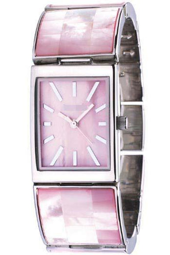 Customized Pink Watch Dial