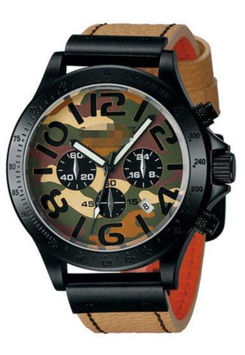Customize Camouflage Watch Dial
