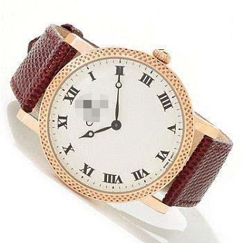 Customised Leather Watch Bands CN307266BRRG