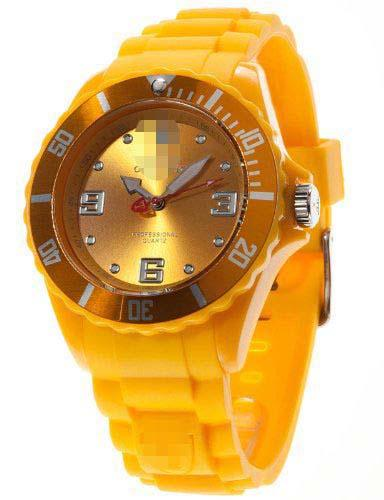 Wholesale Yellow Watch Dial DT2012-C