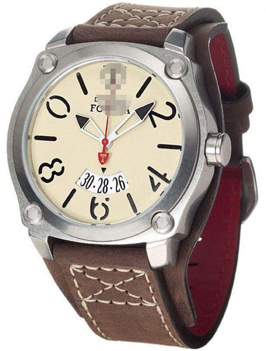 Customized Beige Watch Dial DT2023-B