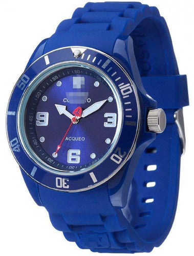 Customized Blue Watch Dial DT2031-C