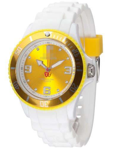 Customized Yellow Watch Dial DT3007-S