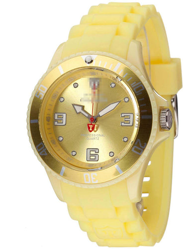Wholesale Yellow Watch Dial DT3007-V