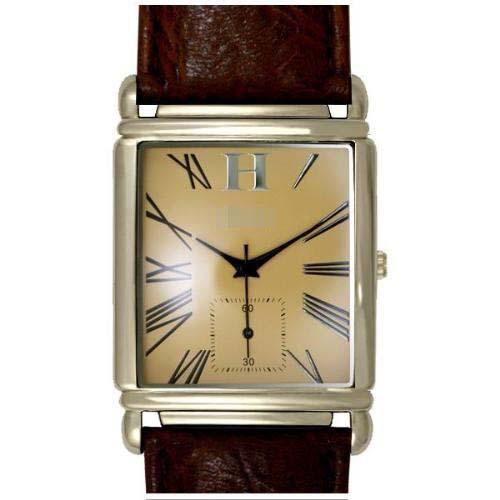 Customized Brown Watch Dial H01001_2