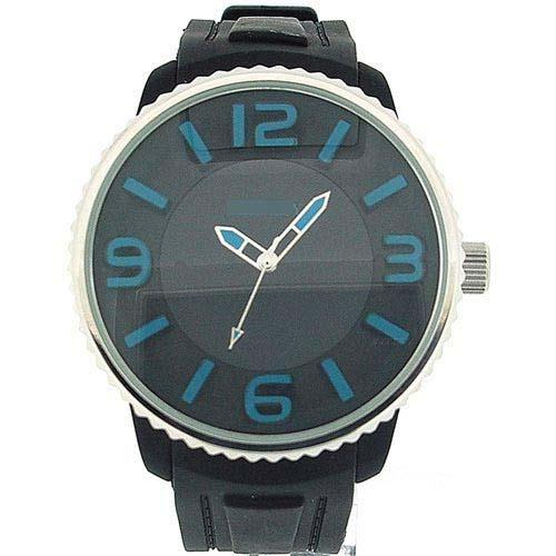 Customized Black Watch Dial H02044_6