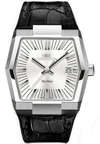 Customized Silver Watch Dial IW546105