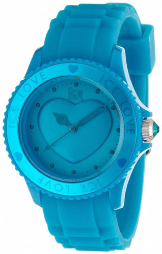 Customised Turquoise Watch Face