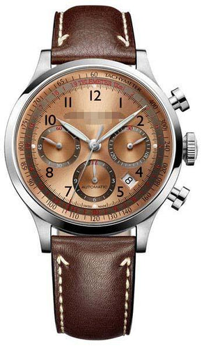 Customized Copper Watch Dial MOA10004