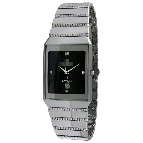 Customised Tungsten Watch Bands PS925M
