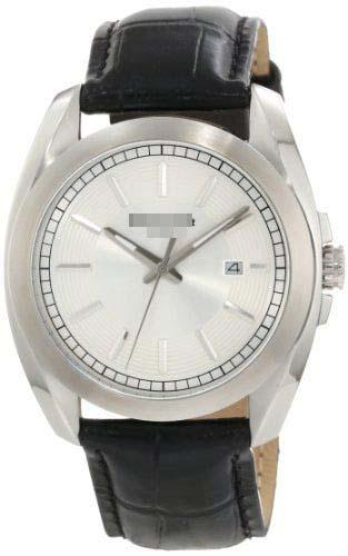 Customized Silver Watch Dial R1001-04-001L
