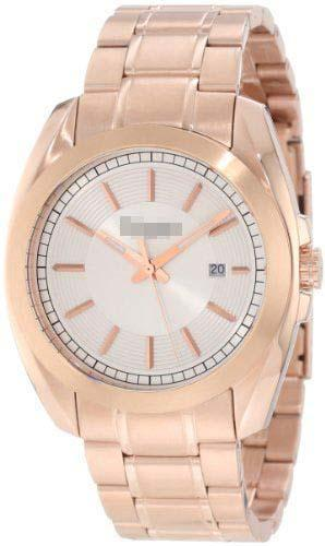 Customized Silver Watch Dial R1001-09-001