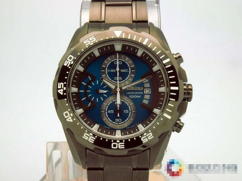 Custom Turquoise Watch Dial SNDE97P1