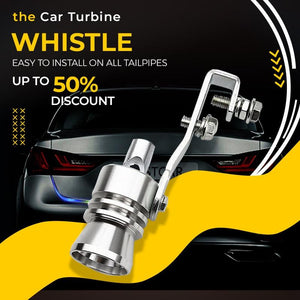 Car Turbine Whistle(50% OFF)