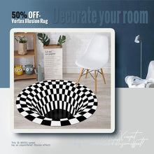 Load image into Gallery viewer, 50% OFF-Vortex Illusion Rug