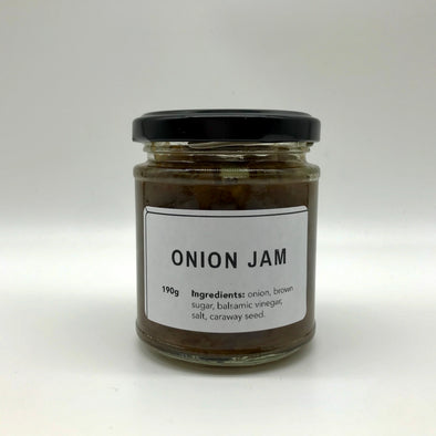 Root to Market Onion Jam