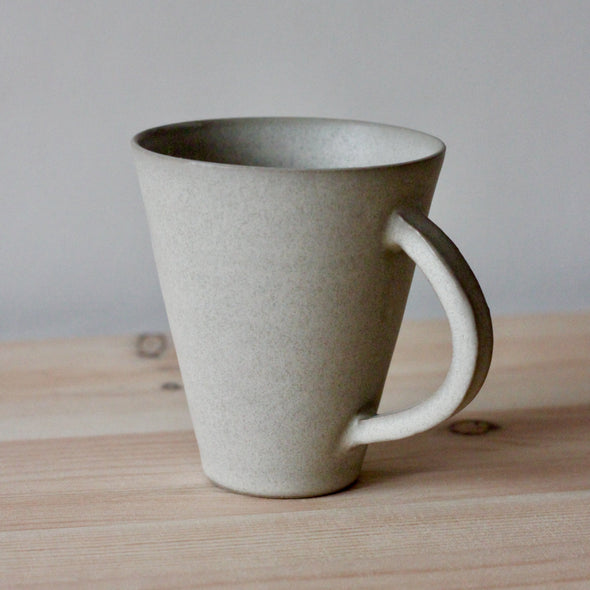 Borja Moronta - Coffee Mug (Pearl Grey) - Single