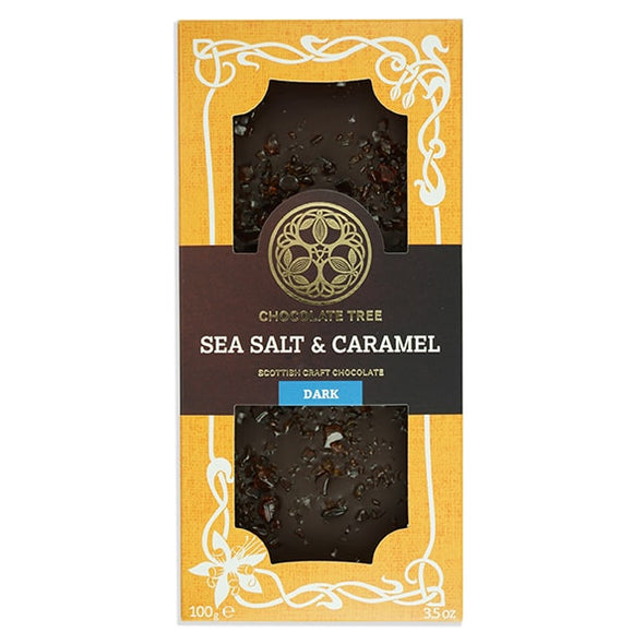 Chocolate Tree - Sea Salt & Caramel (100g)