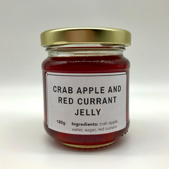 Root to Market Crab Apple and Red Currant Jelly