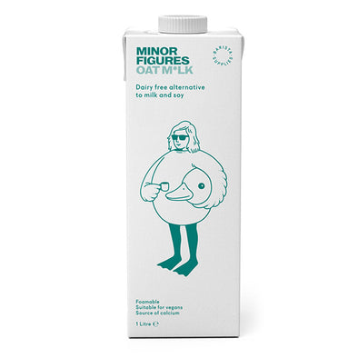 Minor Figures Oat M*lk (1ltr)