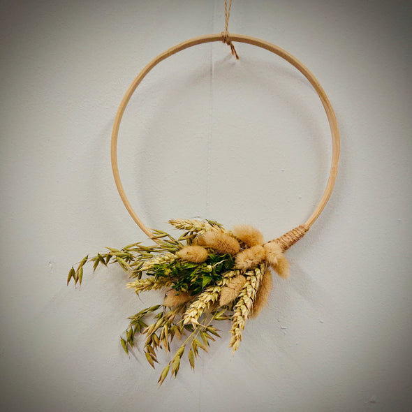 Moss and Fern - Natural Wreath