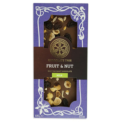 Chocolate Tree - Fruit & Nut (100g)