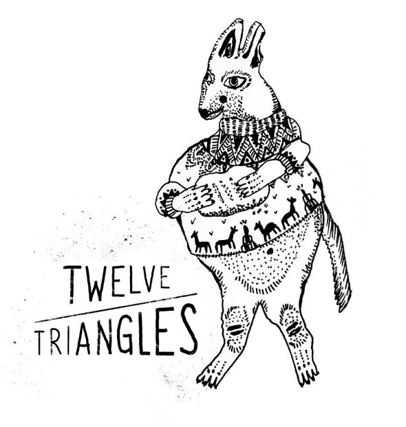 Twelve Triangles - White Sourdough Loaf