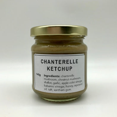 Root to Market Chanterelle Ketchup