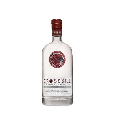 Crossbill 100% Scottish Dry Gin - 70cl. 43.8%