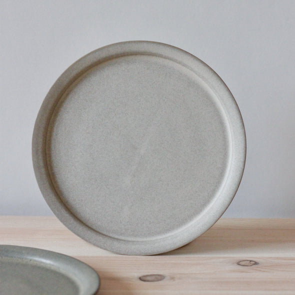 Borja Moronta - Side Plate (Pearl Grey) - Set of 4
