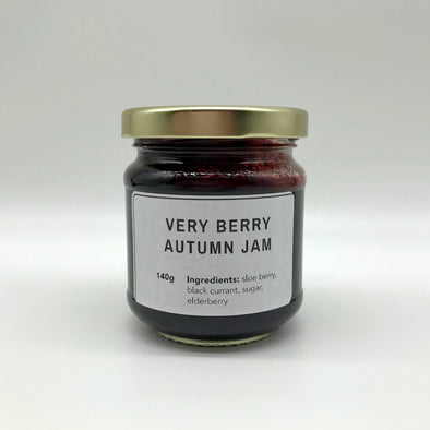 Root to Market Very Berry Autumn Jam