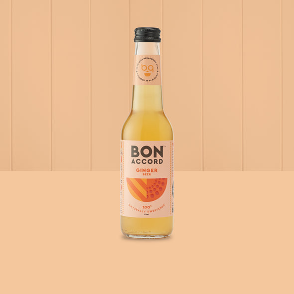 Bon Accord - Ginger Beer (275ml)