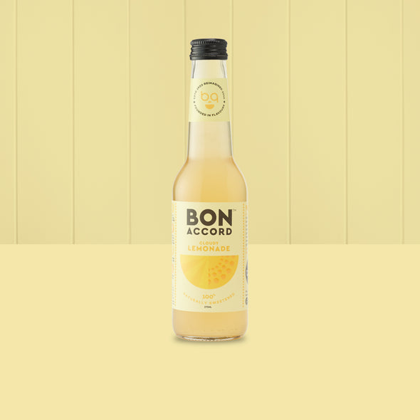 Bon Accord - Cloudy Lemonade (275ml)