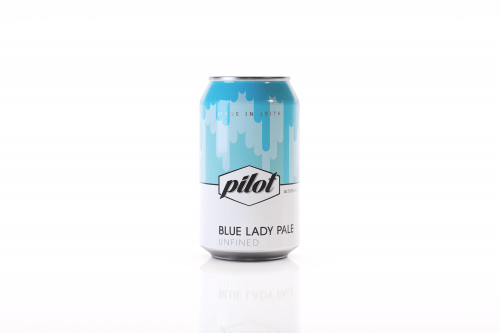 Pilot - Blue Lady Pale 5.0 %