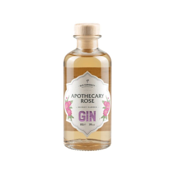 Old Curiosity Gin - Apothecary Rose - 20cl, 39%