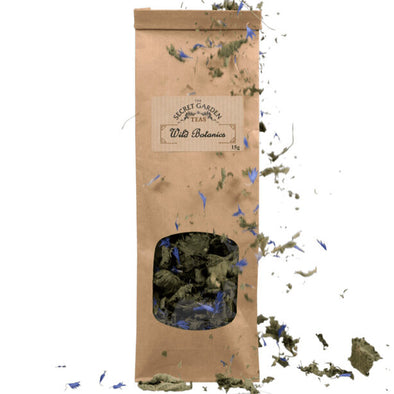 The Secret Garden Teas - Wild Botanics