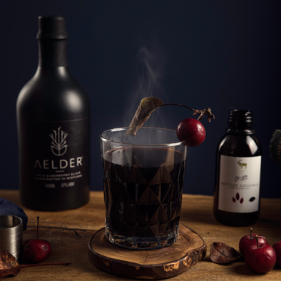 Buck & Birch Bottled Cocktails - The Aelder Toddy (150ml)
