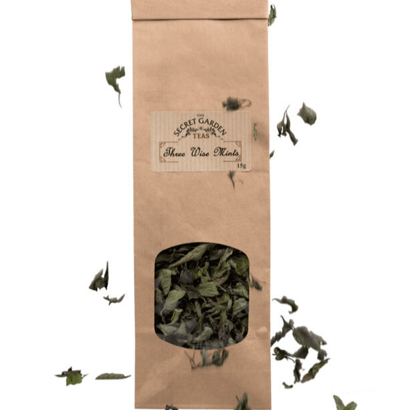 The Secret Garden Teas - Three Wise Mint
