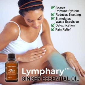 Lymphary Ginger Essential Oil