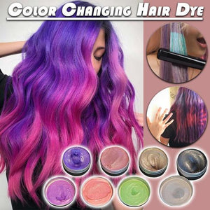 Color Changing Hair Dye