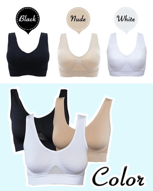 Instacool LiftUp Air Bra™ (3Pcs)