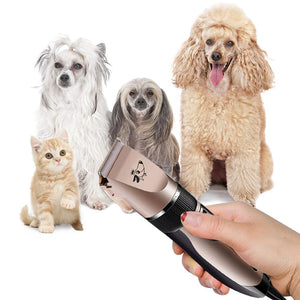Painless Quiet Pet Grooming Shaver