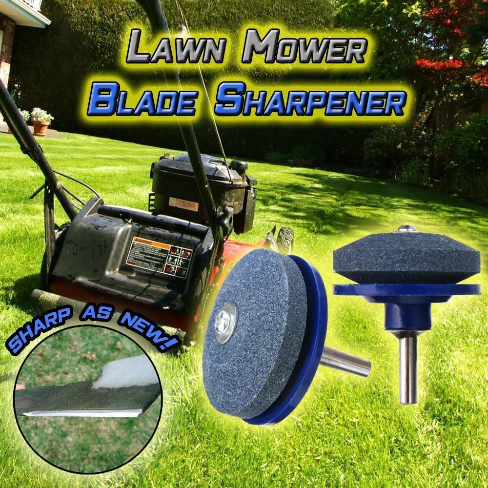 Lawn Mower Blade Sharpener