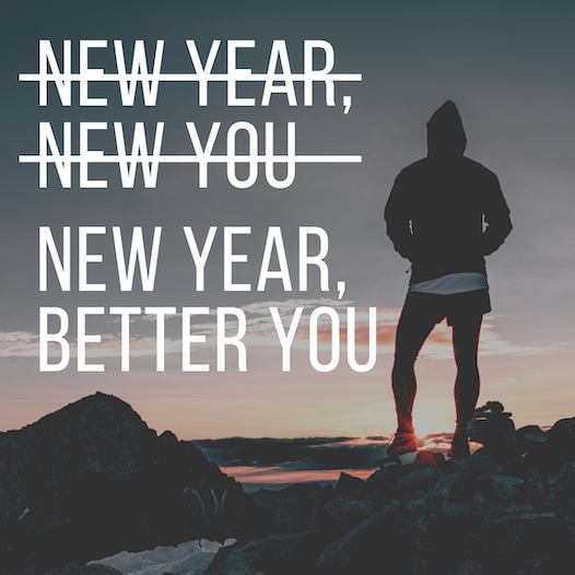 New Year, Better You: Making New Year's Resolutions That you can Actually Achieve