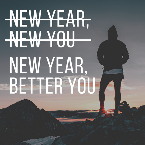 New Year, Better You - Self Improvement, Positive Mindset, Goal Setting, New Year Resolutions