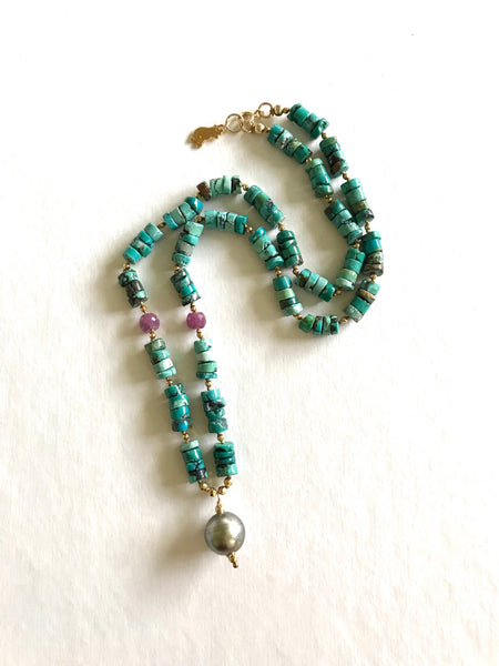Ocean Dreams Necklace